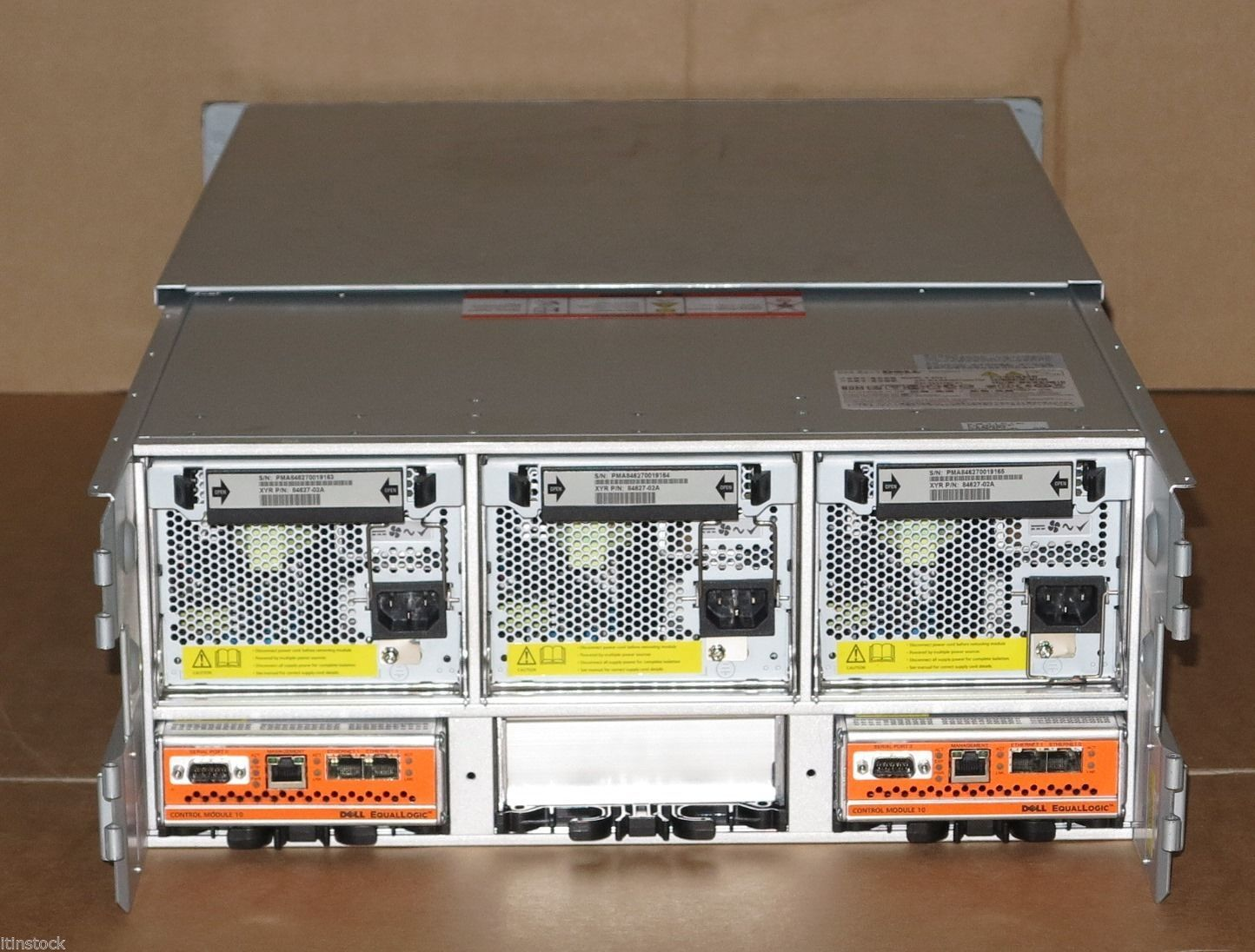 Dell Equallogic Ps6510e Virtualized Iscsi San Storage